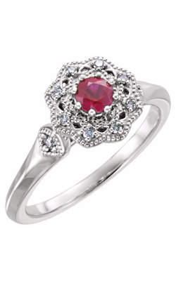 Princess Jewelers Collection Gemstone Fashion ring 71781 product image