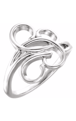 Fashion Jewelry By Mastercraft Metal Fashion Ring 51524 product image