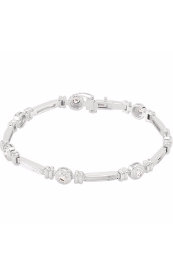 Fashion Jewelry By Mastercraft Diamond Bracelet BRC651 product image