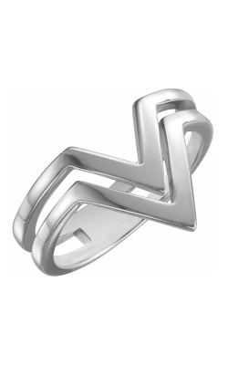 Fashion Jewelry By Mastercraft Metal Fashion Ring 51547 product image