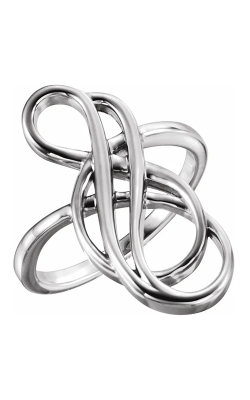 DC Metal Fashion Ring 51521 product image