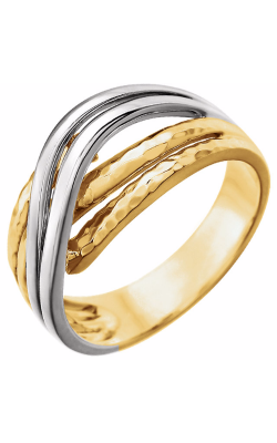 Fashion Jewelry By Mastercraft Metal Fashion Ring 51374 product image