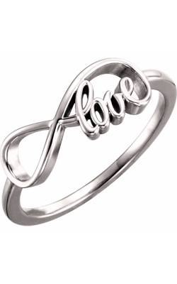 DC Metal Fashion Ring 51380 product image
