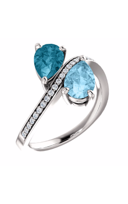 Princess Jewelers Collection Gemstone Fashion Ring 71779 product image