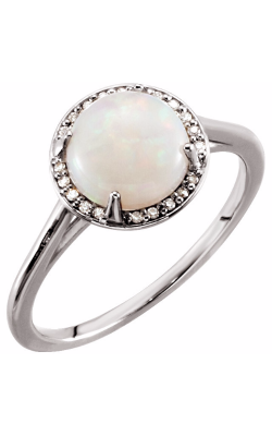 Fashion Jewelry By Mastercraft Gemstone Fashion Ring 71632 product image