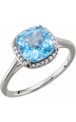 Fashion Jewelry By Mastercraft Gemstone Fashion Ring 71635 product image