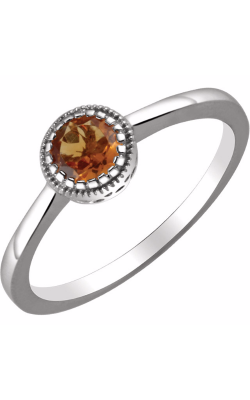 Fashion Jewelry By Mastercraft Gemstone Fashion Ring 651609 product image