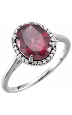 Fashion Jewelry By Mastercraft Gemstone Fashion Ring 71634 product image