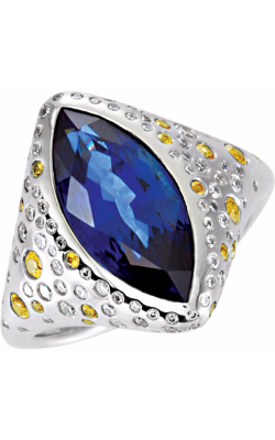 Fashion Jewelry By Mastercraft Gemstone Fashion Ring 71585 product image