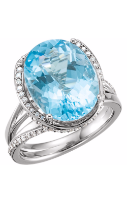 Fashion Jewelry By Mastercraft Gemstone Fashion Ring 71698 product image