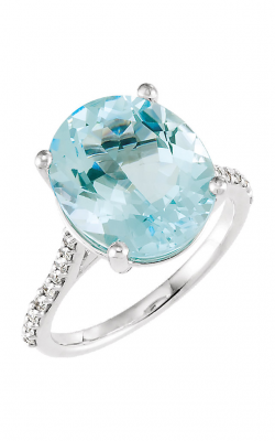 Fashion Jewelry By Mastercraft Gemstone Fashion Ring 71722 product image