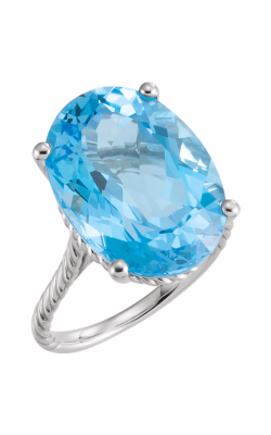Fashion Jewelry By Mastercraft Gemstone Fashion Ring 71728 product image