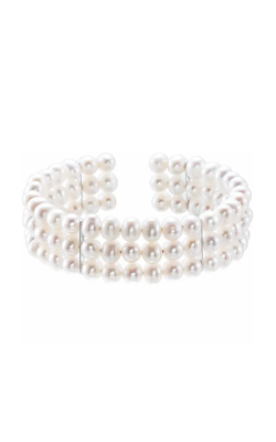 Fashion Jewelry by Mastercraft Pearl Bracelet 67455 product image