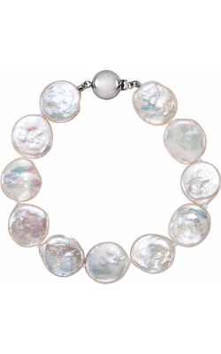 Fashion Jewelry by Mastercraft Pearl Bracelet 67194 product image
