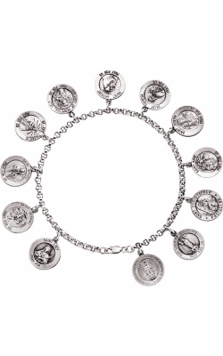 The Diamond Room Collection Religious and Symbolic Bracelet R41962 product image