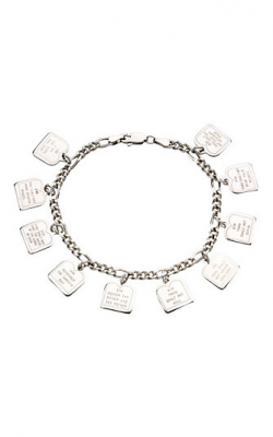 Princess Jewelers Collection Religious And Symbolic Bracelet R41874 product image