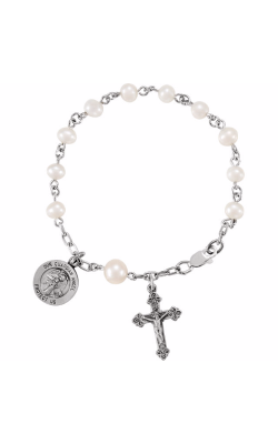 Princess Jewelers Collection Religious And Symbolic Bracelet R41909 product image