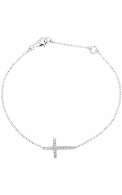 The Diamond Room Collection Religious And Symbolic Bracelet 651343 product image