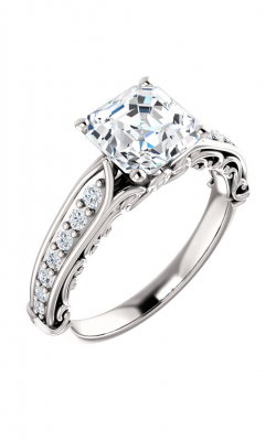 Stuller Sidestones Engagement ring 122065 product image