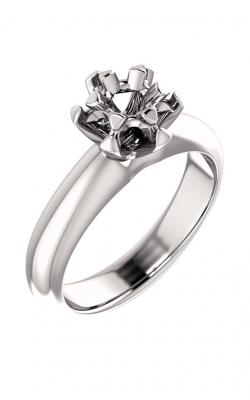 Stuller Halo Engagement ring 121998 product image