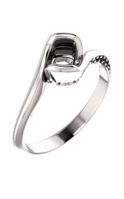 Stuller Sidestones Engagement ring 122063 product image
