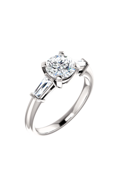 Stuller Three Stone Engagement Ring 69706 product image