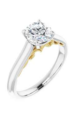 Stuller Solitaire Engagement ring 122903 product image