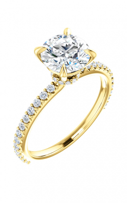 Stuller Sidestones Engagement ring 123305 product image