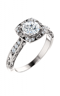 Stuller Sidestones Engagement ring 121981 product image