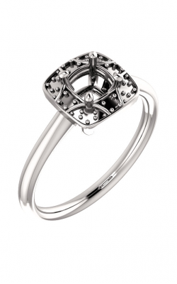 Stuller Sidestones Engagement ring 122353 product image