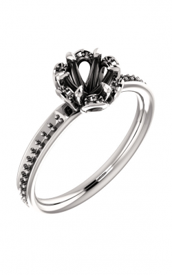 Stuller Sidestones Engagement ring 121997 product image