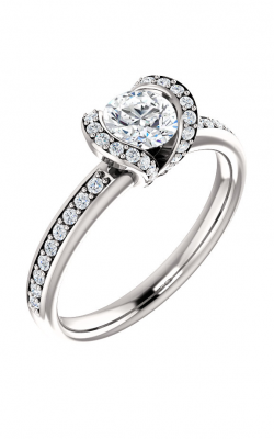 Stuller Sidestones Engagement ring 121995 product image