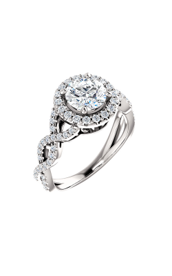 Stuller Halo Engagement Ring 122892 product image