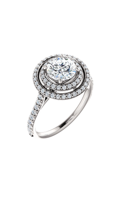 Stuller Halo Engagement Ring 121992 product image