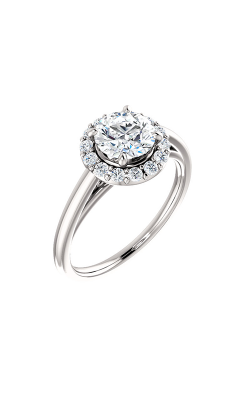 Stuller Halo Engagement Ring 122854 product image