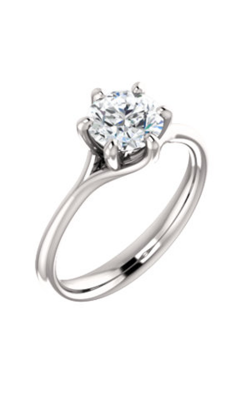 Stuller Solitaire Engagement Ring 122118 product image