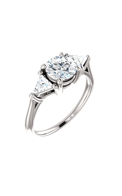 Stuller Three Stone Engagement Ring 122119 product image