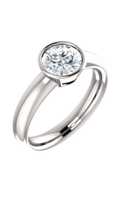 Stuller Solitaire Engagement Ring 122054 product image