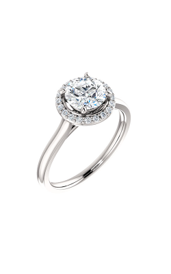 Stuller Halo Engagement Ring 123173 product image
