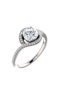 Stuller Halo Engagement Ring 122669 product image