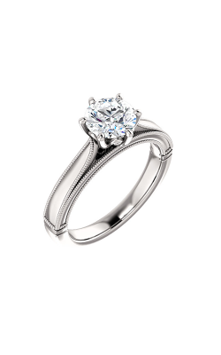 Stuller Solitaire Engagement Ring 122563 product image