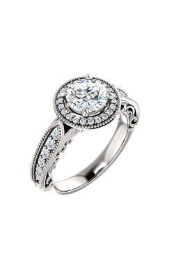 Stuller Halo Engagement Ring 122864 product image
