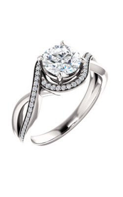 Stuller Halo Engagement Ring 123023 product image