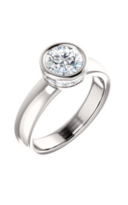 Stuller Solitaire Engagement Ring 122043 product image
