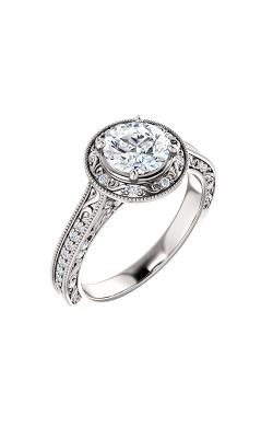 Stuller Halo Engagement Ring 123038 product image