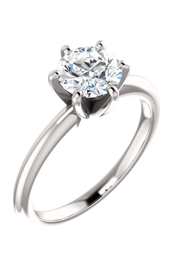Stuller Solitaire Engagement Ring 123713 product image