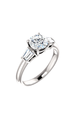 Stuller Three Stones Engagement Ring 122394 product image