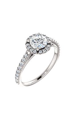 Stuller Halo Engagement ring 123227 product image
