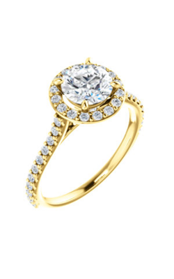 Princess Jewelers Collection Ever and Ever  Engagement ring 122870 product image