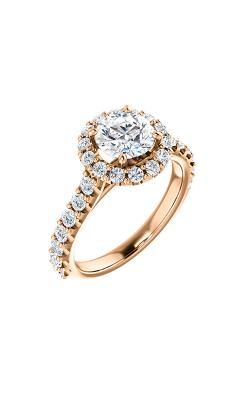 Stuller Halo Engagement Ring 122804 product image